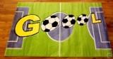 שטיח לחדר ילדים - כדורגל