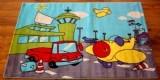 שטיח לחדר ילדים - שדה תעופה