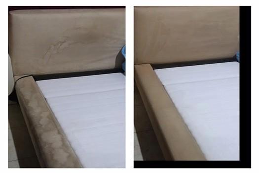 ניקוי ספה נפתחת ברעננה
