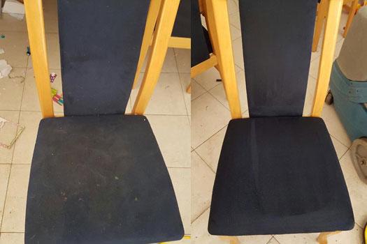 ניקוי כיסאות בתל אביב