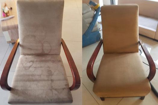 ניקוי כיסאות בהרצליה