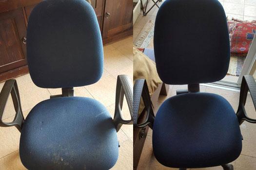 ניקוי כיסא מחשב בתל אביב