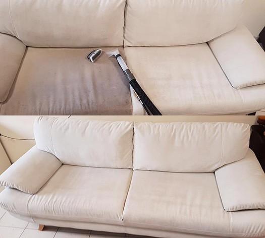 ניקוי ספה ברחובות